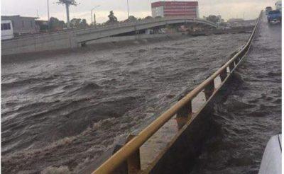 Las fuertes lluvias dejan al menos cuatro muertos en Chihuahua