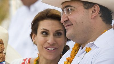¡Duarte defiende a su esposa! Asegura que Karime no vive con lujos en Londres