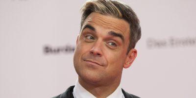 Robbie Williams tiene un trastorno que lo hace comer dormido