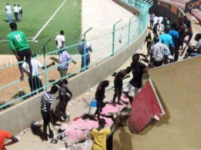 Nueve muertos en estampida en un estadio de Senagal