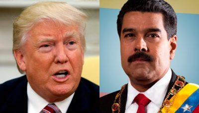 Maduro prepara al ejercito de Venezuela por si Trump decide atacar