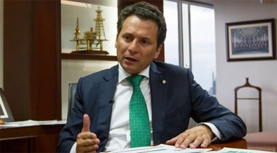 La PGR manda a llamar a Lozoya para declarar sobre caso Odebrecht