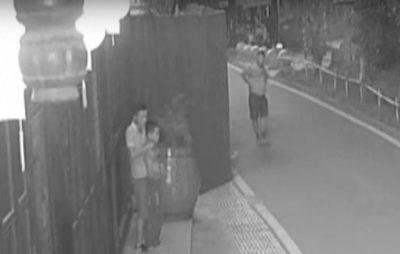 Hombre rescata a un niño quien era rehén de un delincuente