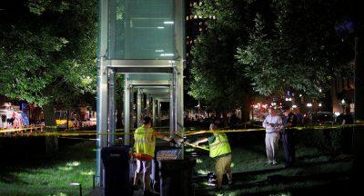 Arruinan monumento a las víctimas del Holocausto en Boston