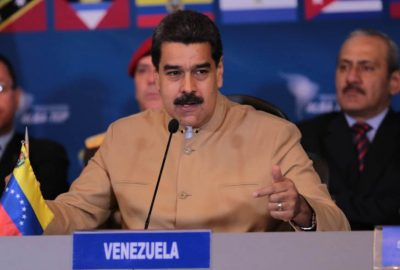 Nicolás Maduro propone diálogo a México y otros países latinos