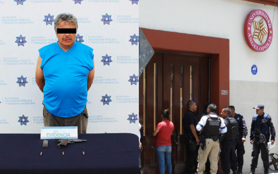 Vinculan a proceso al asesino del Rector de la Universidad en Puebla