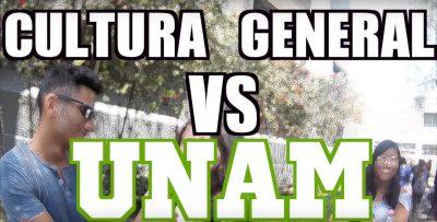 Youtuber pone a prueba la 'cultura general' de los alumnos de la UNAM
