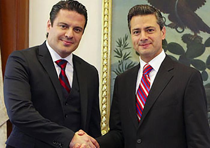 Aristóteles Sandoval dejaría el puesto para unirse al Gabinete de EPN