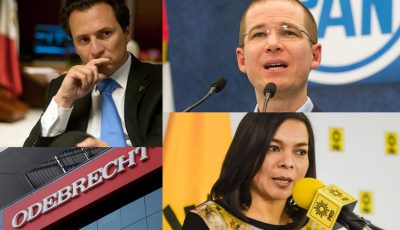 PAN y PRD exigen tanto a INE como a FEPADE indagar caso Odebrecht