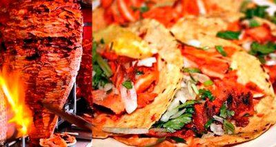 Tacos, la comida preferida de los mexicanos fuera de casa
