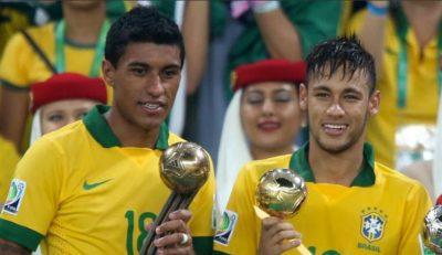 Paulinho llega al Barcelona para hacer olvidar a Neymar