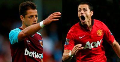 Chicharito y West Ham calientan duelo contra Manchester United