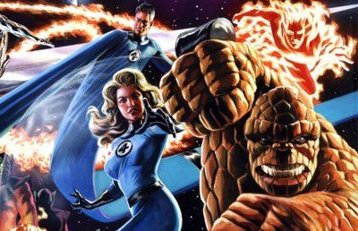 Los Cuatro Fantásticos no estarán en Avengers: Infinity War