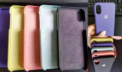 Se rumora que éstas serían las fundas oficiales del iPhone 8