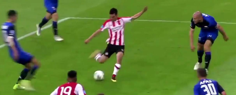 """""""Chucky"""" Lozano tiene brillante debut y anota con el PSV (Video)"""