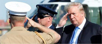 Trump se mete en un problema y dice que supremacistas no son malos