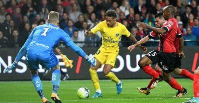 Neymar brilla con el PSG con gol y asistencia (Video)