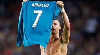 Real Madrid gana en la ida de la super copa; Ronaldo expulsado