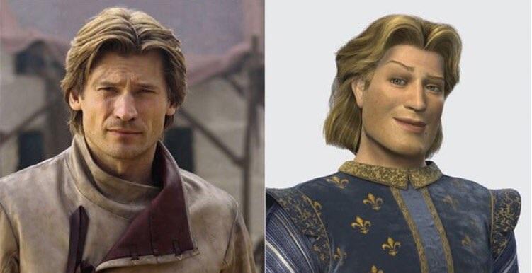 Denuncian supuesto plagio de Game of Thrones a Shrek (Video)