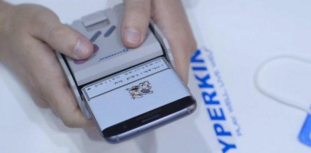 Tu celular ya se puede convertir en un Game Boy