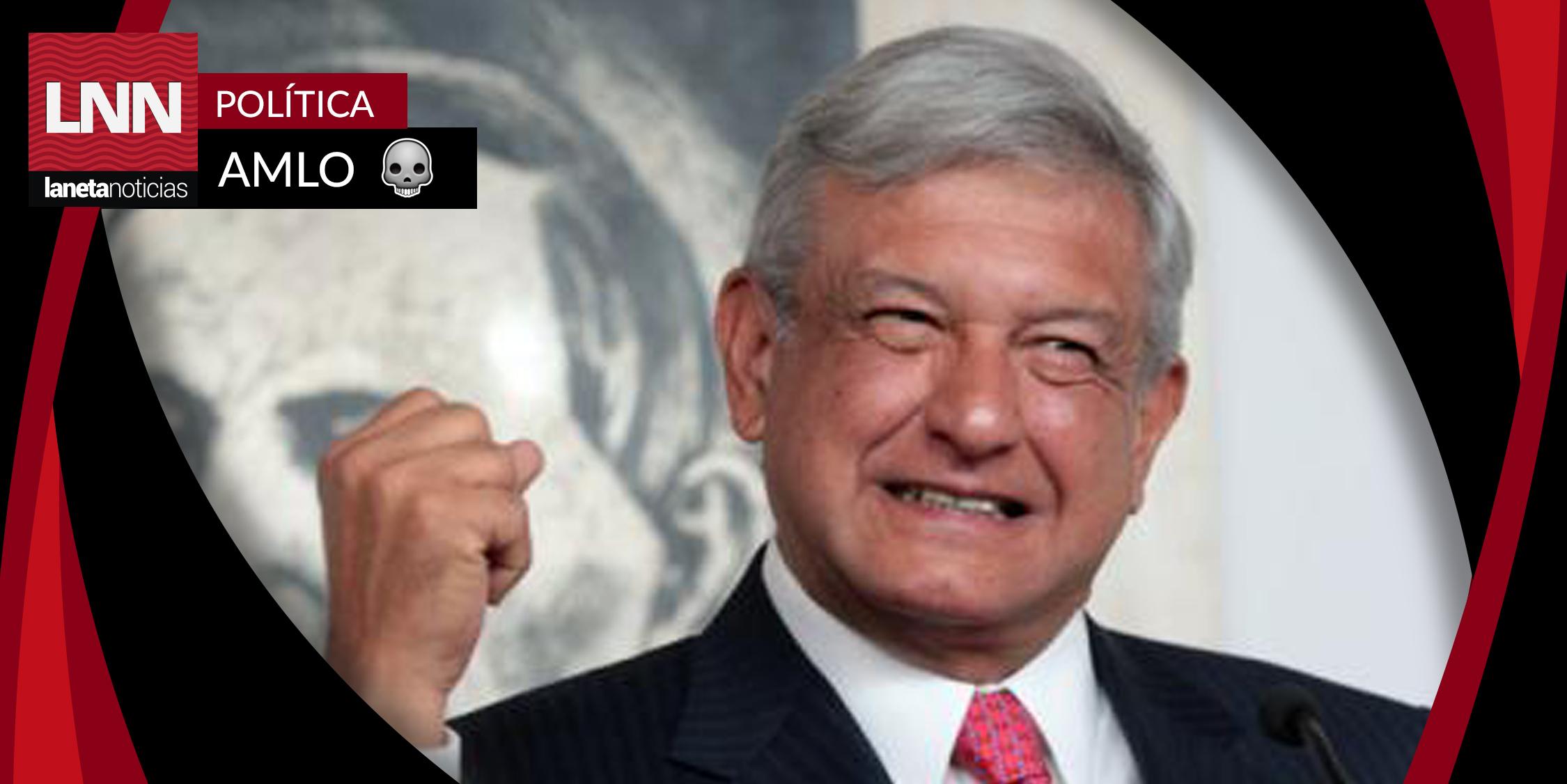 Armas contra Morena rumbo al 2018