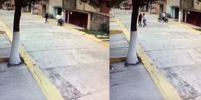 Captan a hijo del líder de Antorcha Campesina delinquiendo (VIDEO)