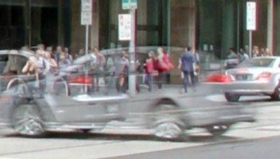 Pareja se estrella contra un automóvil fantasma en Saltillo