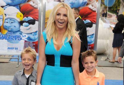 Hijos de Britney Spears no podrán heredar su fortuna siendo jóvenes