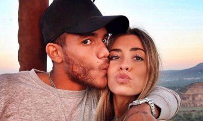 Marta Carriedo anuncia el rompimiento amoroso con Jonathan dos Santos