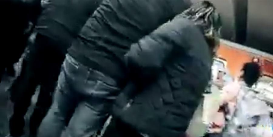 Mira cómo opera el Cartel de Carteristas en el metro de la CDMX (VIDEO)