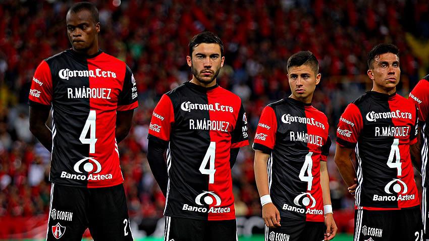 Atlas manda mensaje de apoyo a Márquez; el futbolista agradece en Twitter