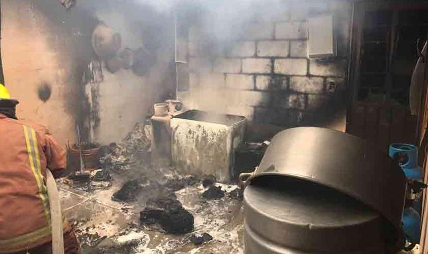 Estallan polvorín en Tultepec y deja al menos dos muertos (Video)