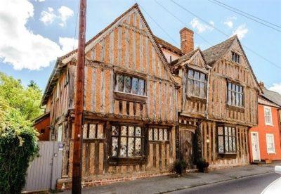 Casa donde nació Harry Potter está en venta