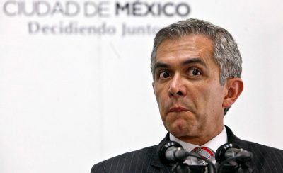 Mancera dejará gobierno de la CDMX para ir por la presidencia