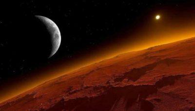 Curiosity de la NASA capta impactantes imágenes de nubes en Marte (Video)