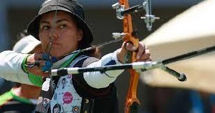 Alejandra Valencia se cuelga la medalla de plata en el Mundial de Tiro con Arco