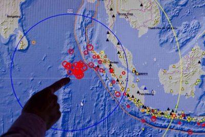 Terremoto de magnitud 6,6 grados sacude a Indonesia