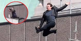 Tom Cruise sufre una lesión durante el rodaje de Misión Imposible 6 (VIDEO)
