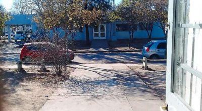 Sujetos roban hospital frente a una comisaría en Córdoba
