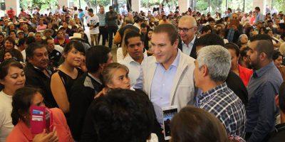Rafael Moreno Valle: Quien tenga mayor fuerza política deberá encabezar el Frente