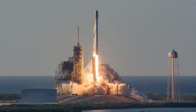 Envían súper computadora al espacio para probar su resistencia durante un año (Video)