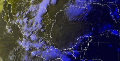 Tormentas intensas y fuertes por onda tropical número 26 en las próximas horas