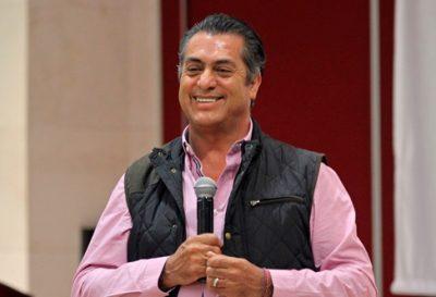 """""""Yo encantado de que se sigan peleando en el PRI"""": El Bronco"""