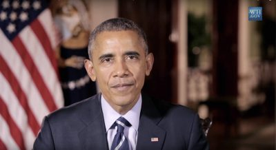 Barack Obama manda mensaje de apoyo a México tras sismo: ❝Cuídense mucho❞