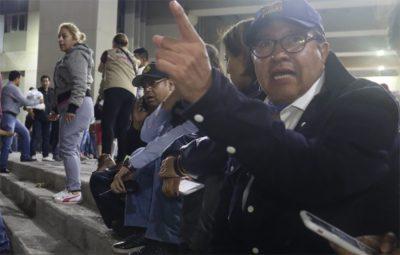 Ricardo Monreal alerta sobre edificios a punto de colapsar por sismo