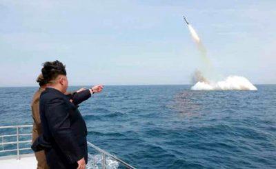 China reporta sismo en Corea del Norte; especulan posibles pruebas nucleares