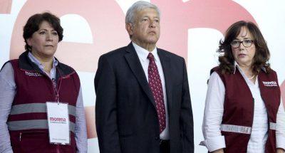Morena propone crear fideicomiso con dinero de partidos y del INE para reconstrucción