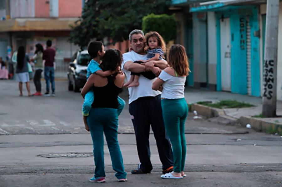 """""""Sismo de este sábado fue una réplica del 7 de septiembre"""": Sismológico Nacional"""