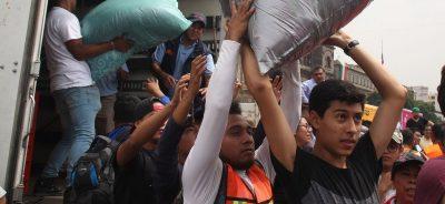 Guerrero tiene más 4 mil viviendas afectadas por sismo y huracán Max