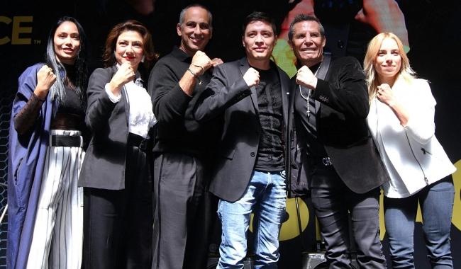 Julio César Chávez tendrá su propia serie de TV